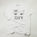[South Swell]   South Swell x Hubs Works Print Tee