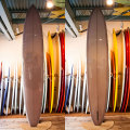 [CHRISTENSON SURFBOARDS] CHRIS CRAFT 10'6""