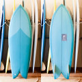 [CHRISTENSON SURFBOARDS] TWIN FISH  5'6""