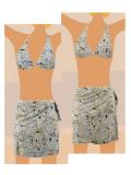 【SUGAR SHIP】Wrap Type Long Skirts