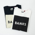 [BANKS] CRAFTED Tee