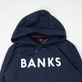 [BANKS] CLASSIC PULLOVER FLEECE