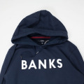 [BANKS] CLASSIC PULLOVER FLEECE