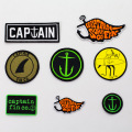 [CAPTAIN FIN Co.] ASSORTED 3 PATCH PACK