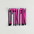 [CAPTAIN FIN Co.]  STICKER