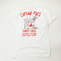 [CAPTAIN FIN Co.] TAKE OUT PREMIUM TEE