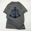 [CAPTAIN FIN Co.] ANVIL PREMIUM TEE