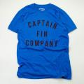 [CAPTAIN FIN Co.] COLLEGE PREMIUM TEE
