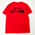 [CAPTAIN FIN Co.] SEPTIC SERVICES S/S STA PKT TEE