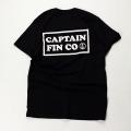 [CAPTAIN FIN Co.] NEW WAVE S/S PRE PKT TEE