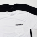 [CAPTAIN FIN Co.] TEAM TEE PRE PKT TEE