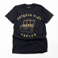 [CAPTAIN FIN Co.] COOLER PRE TEE