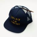 [CAPTAIN FIN Co.] COLLEGE FOAM TRUCKER HAT