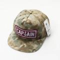 [CAPTAIN FIN Co.] NAVAL CAPTAIN 6PANEL HAT