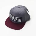 [CAPTAIN FIN Co.] NAVAL SEAL CAPTAIN 6PANEL HAT