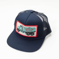 [CAPTAIN FIN Co.] SEPTIC SERVICES	TRUCKER HAT