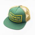 [CAPTAIN FIN Co.] TYPE PATCH FOAM TRUCKER HAT