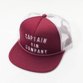 [CAPTAIN FIN Co.] COLLEGE FOAM TRUCKER HAT