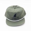 [CAPTAIN FIN Co.] SHARK FIN 5 PANEL HAT
