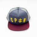 [CAPTAIN FIN Co.] BOLD CAPTAIN TRUCKER HAT