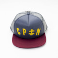 [CAPTAIN FIN Co.] BOLD CAPTAIN TRUCKER HAT