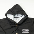 [CAPTAIN FIN Co.] THE DISH COACHES JACKET WITH HOOD