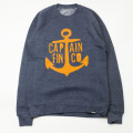 [CAPTAIN FIN Co.] ANVIL CREW FLEECE