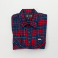 [CAPTAIN FIN Co.] FRED Unlined Flanel - Navy