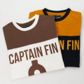 [CAPTAIN FIN Co.] FOOSBALL S/S Knit