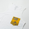 [CAPTAIN FIN Co.] CAPTAIN MAHALO POCKET TANK TOP