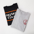 [CAPTAIN FIN Co.] CAPTAIN FIN CO Standard S/S T-Shirt