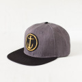 [CAPTAIN FIN Co.] OG ANCHOR 6 Panel Adjustable Hat - Heather Grey Black