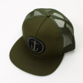 [CAPTAIN FIN Co.] OG ANCHOR Adjustable Trucker Hat - Olive
