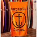 [CAPTAIN FIN Co.] ORIGINAL ANCHOR Towel Orange