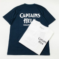 [Captains Helm] CH LOGO CALIFORNIA TEE