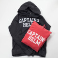 [Captains Helm] VINTAGE COLLEGE HOODIE