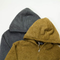 [Captains Helm] SOFT FEATHER HOODIE
