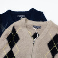 [Captains Helm] MOHAIR ZIP CARDIGAN