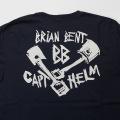 """[Captains Helm] CHT x BB #USA MADE Tee """"BB ART"""""""