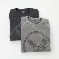 [DYER BRAND] BOMBER EAGLE Premium Crew Sweatshirt