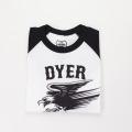 [DYER BRAND] EAGLE Premium Baseball T-Shirt