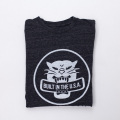 [DYER BRAND]  PANTHER/BLACK Premium S/S T-Shirt
