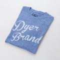 [DYER BRAND] SCRIPT Premium S/S T-Shirt