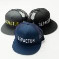 [DEPACTUS] LOGO MESH CAP