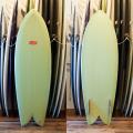 "[Elmore Surfboards] TWIN FISH 5'8"""