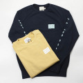 [salt surf]  TINY LOGO SWEATSHIRT