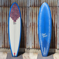 "[DYER BRAND] Sceaming Eagle 6'8"" USED"