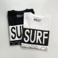 [THE HARD MAN] SURF GOES ON  Tee