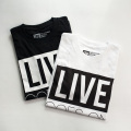 [THE HARD MAN] LIVE GOES ON Tee