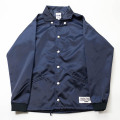 [THE HARD MAN] Stand Coller Coach Jacket